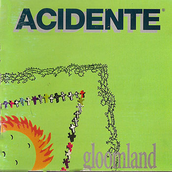 Gloomland (1994) Re-release with bonus tracks (2011)