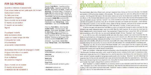 Gloomland Booklet pages 12-13