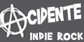 ACIDENTE is indie rock